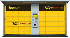 LPEXPRESS paštomatai