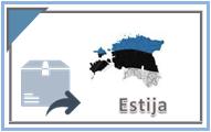 Siuntos i Estija pastomatus